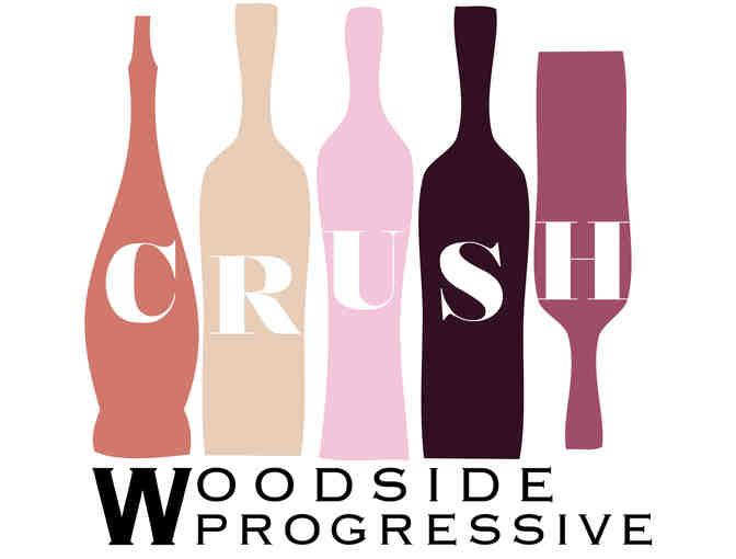Celebrating the Crush Woodside Progressive - September 23rd, 2017