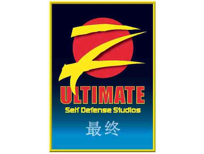 1 week of summer camp at Z Ultimate Karate Studio
