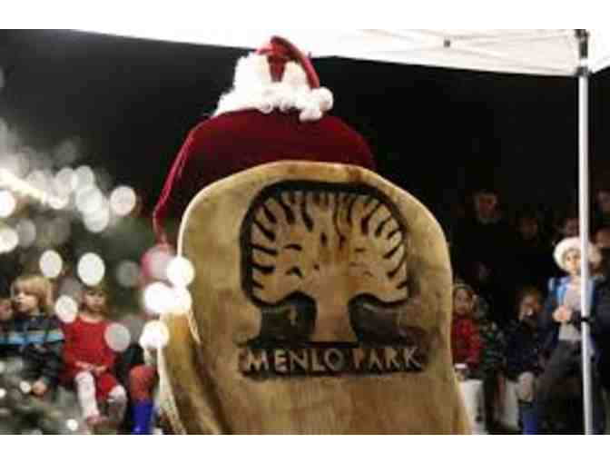Light the Christmas Tree at Menlo Park's Fremont Park in December, 2018