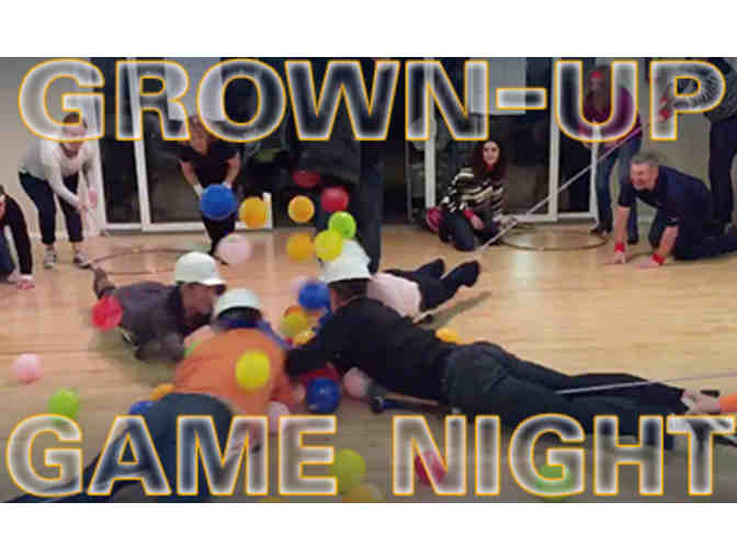 Grown-Up Game Night - February 2, 2019