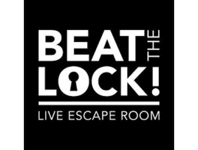Escape Room Party for 7th Graders (2018-2019) - September 23, 2018