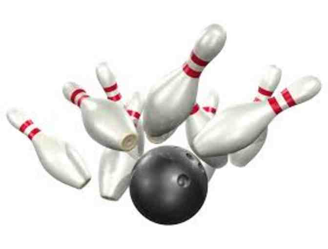 9th Annual Mother Son Bowling - November 4, 2018