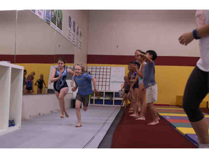 Gymnastics Party at Bayshore Elite (Incoming K-3) - September 30, 2018