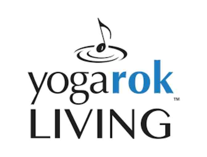 Get your Zen Back: Private Yoga Class + Champagne at YogaRok Store - October 18, 2018