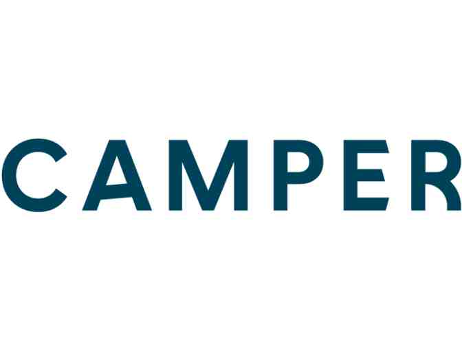 RAFFLE TICKET - $50 Gift certificate for Camper Restaurant in Menlo Park