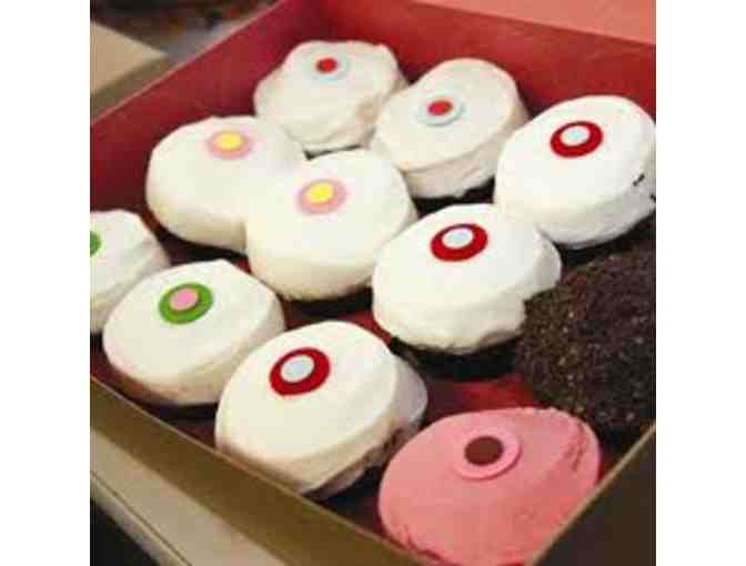 RAFFLE TICKET - One Dozen Sprinkles Cupcakes!