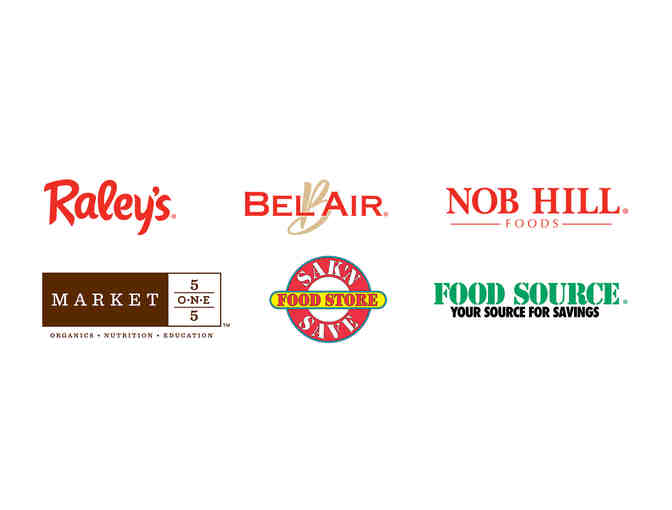 $25 Raley's/Bel Air Gift Card