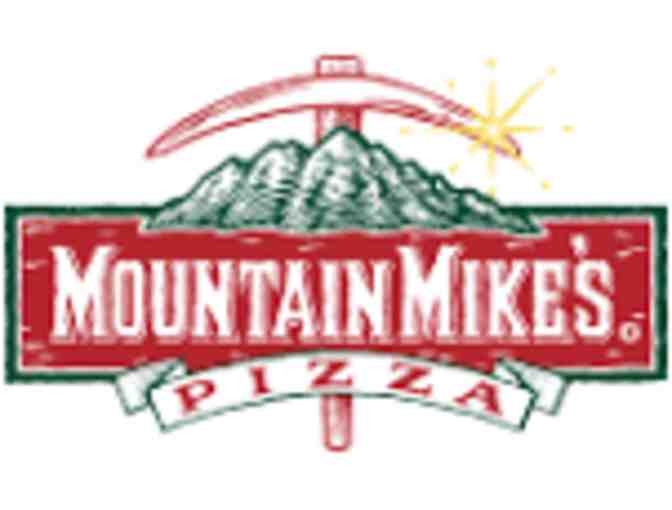 One Large Pizza from Mountain Mike's Pizza
