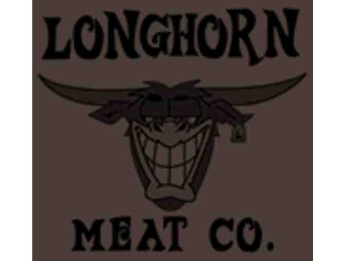 Longhorn Meat Company $25 Gift Certificate