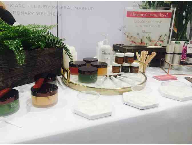 Botanical Facial and Products