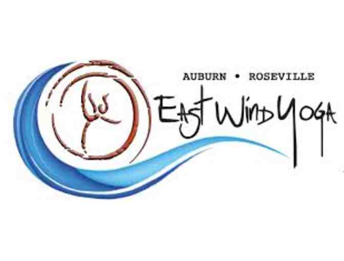 Yoga at East Wind Yoga - One Month Unlimited