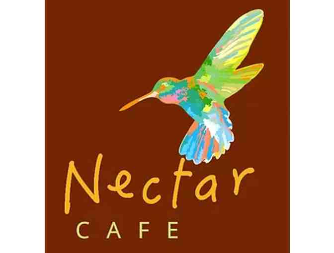 Nectar Cafe $25 Gift Certificate
