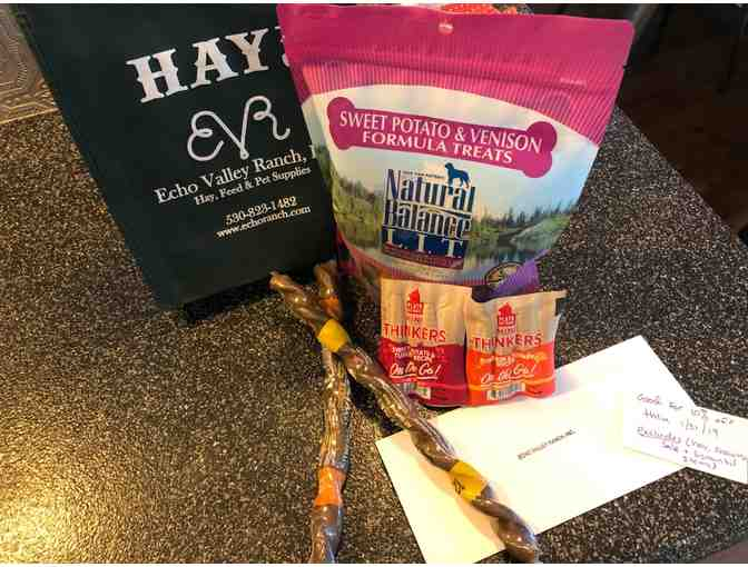 Gift Card Package from Echo Valley Ranch