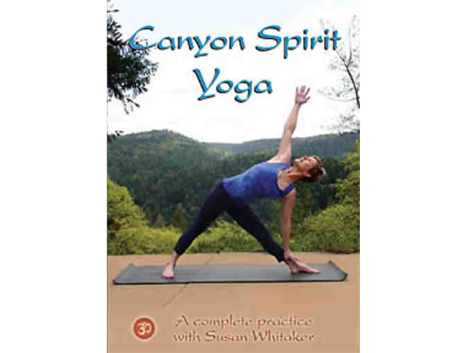 Yoga at Canyon Spirit Yoga Center and Yoga Practice DVD