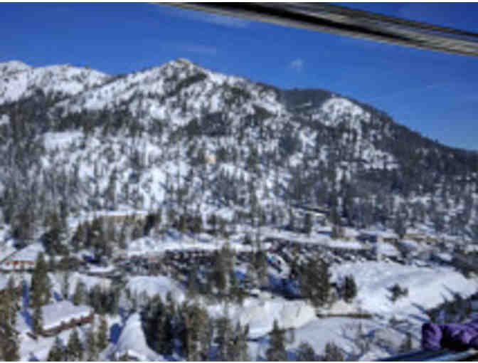 Squaw Valley Alpine Meadows - 4 Lift Tickets