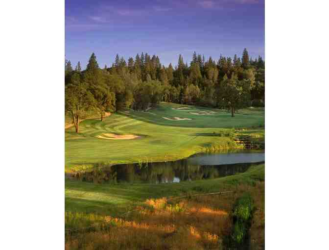Golf - Four Rounds at DarkHorse Golf Club
