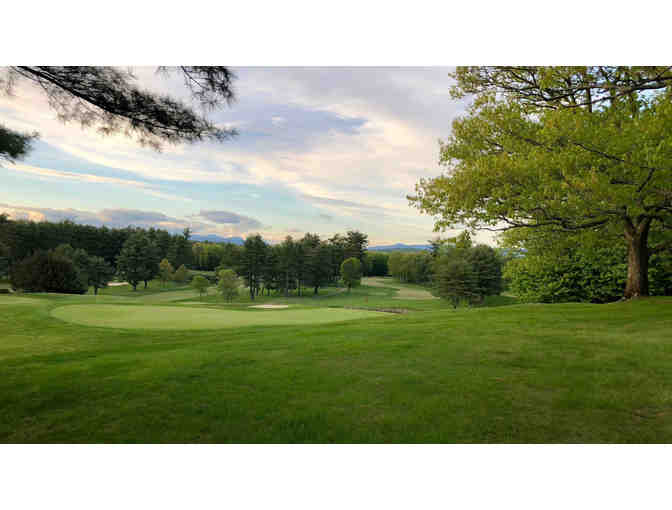 Golf - Round of Golf with Cart for 4 at Laconia Country Club