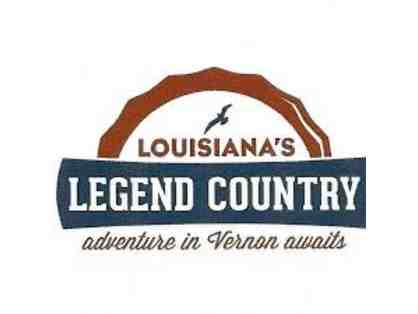 Louisiana Legend Country Jean LeFishe Fishing Tournament & Mailbox Fishing Bootie