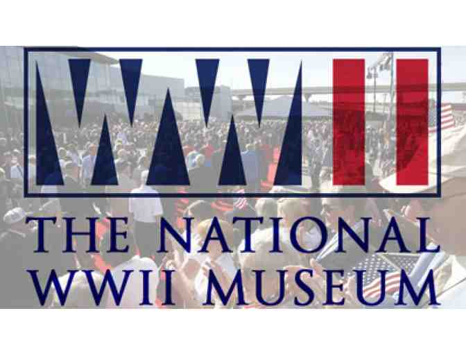 The National WWII Museum - Admission for 4 - Photo 2