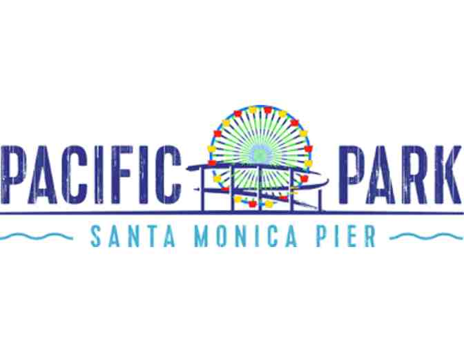 A Family Four Pack to Pacific Park on the Santa Monica Pier - includes rides and meals - Photo 1