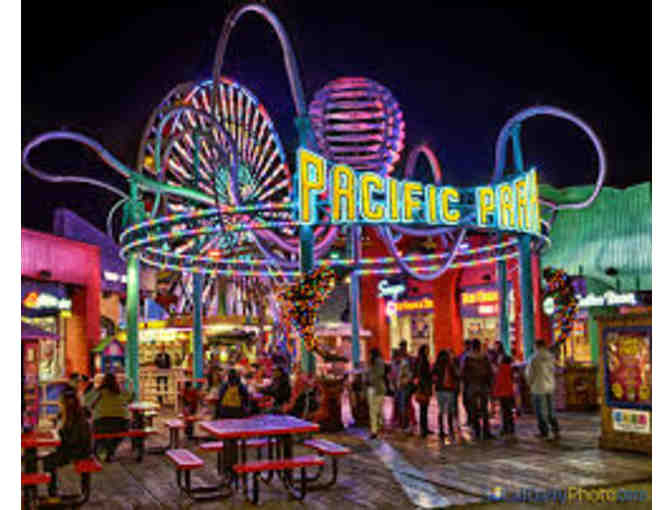 A Family Four Pack to Pacific Park on the Santa Monica Pier - includes rides and meals - Photo 2