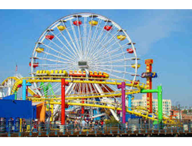 A Family Four Pack to Pacific Park on the Santa Monica Pier - includes rides and meals - Photo 3
