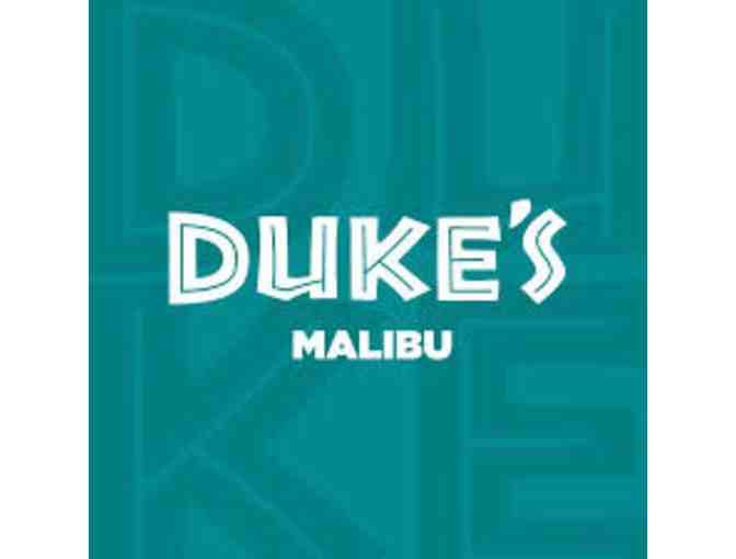 $100 Voucher for Duke's Malibu Restaurant - Photo 1