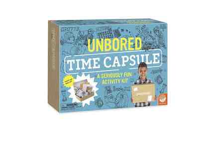 Unbored Time Capsule Kit -- A Seriously Fun Activity Kit
