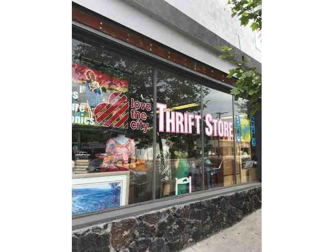Love the City Thrift Shop Gift Cards valued at $30 - Photo 4