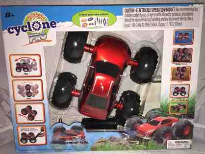 Cyclone Pro Vehicle toy