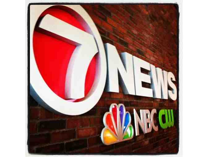 Group Tour of Channel 7 WHDH-TV, Boston - Photo 1