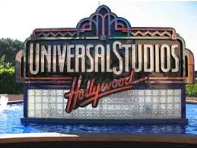 2 General Admission Tickets to Universal Studios Hollywood