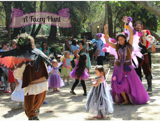 2 tickets to A Faery Hunt Performance - Photo 1