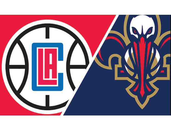 Los Angeles Clippers Vs. New Orleans Pelicans Tickets - Photo 1