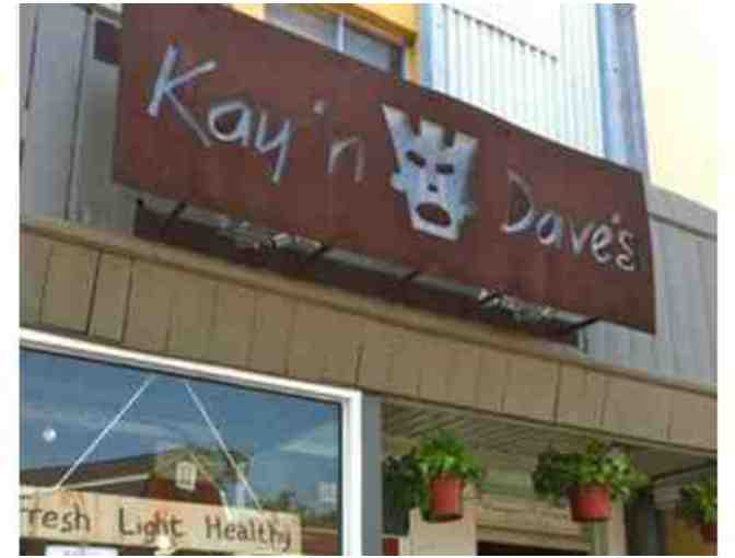 $25 Gift Card to KayNDaves - Photo 1