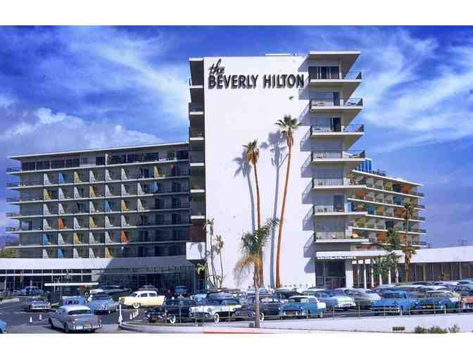 A Two-Night Stay for Two at the Beverly Hilton - Photo 1