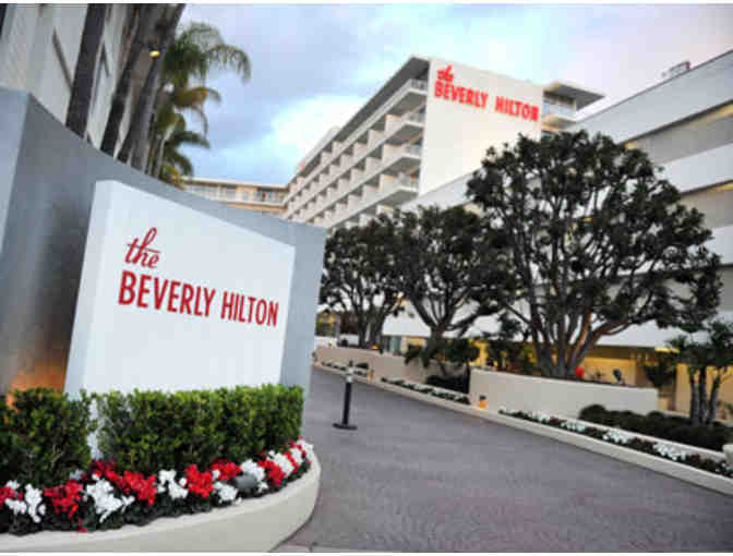 A Two-Night Stay for Two at the Beverly Hilton - Photo 2