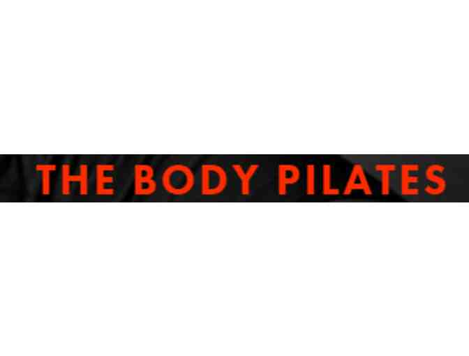 5 private Pilates sessions + (1) 1hr full body massage at The Body Pilates