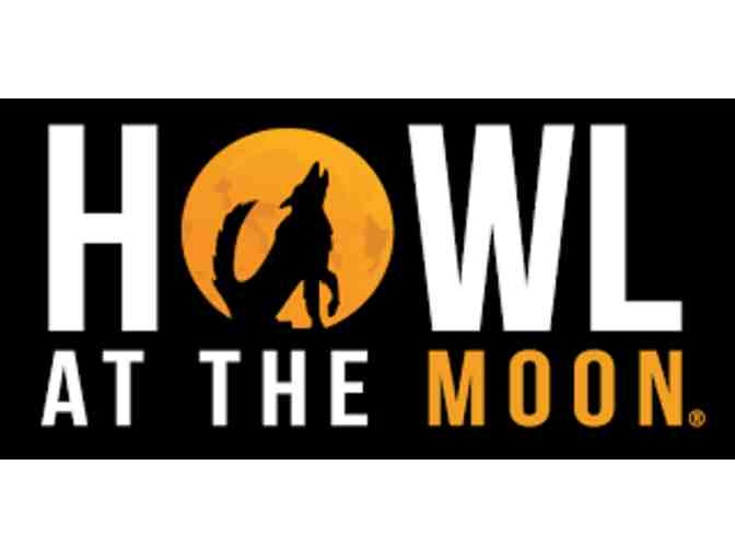 1 Prime seating table reservation and admission with a credit at Howl at the Moon