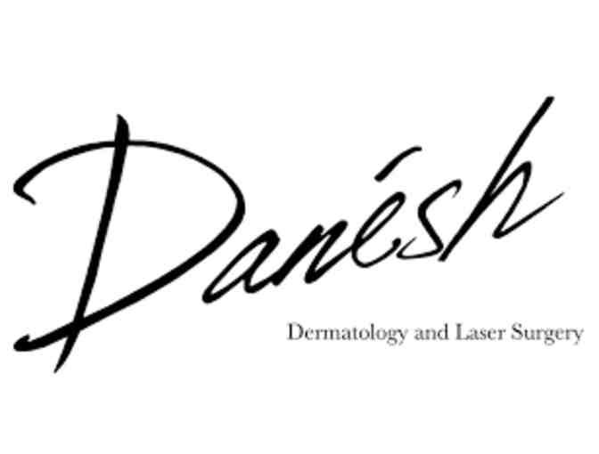 Certificate for Laser Hair Removal at Danesh Dermatology & Laser Surgery