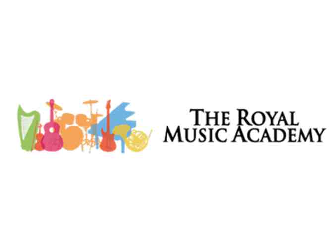 One 60-Min In Home Lesson with The Royal Music Academy
