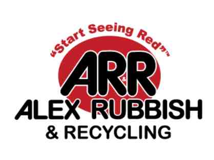 6 Months Garbage Service from ARR