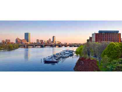 One Night Stay at the Royal Sonesta Boston AND a Central Square Theater Subscription