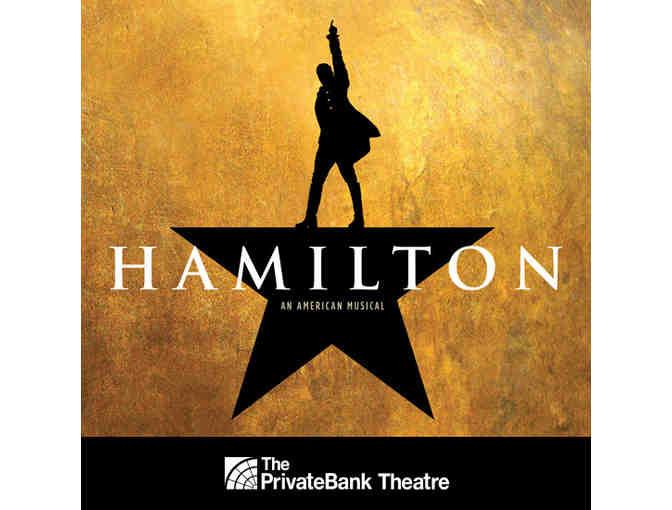 Hamilton Tickets - 2 Dress Circle