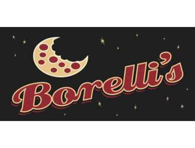 Parents' Night Out at Borelli's Pizza