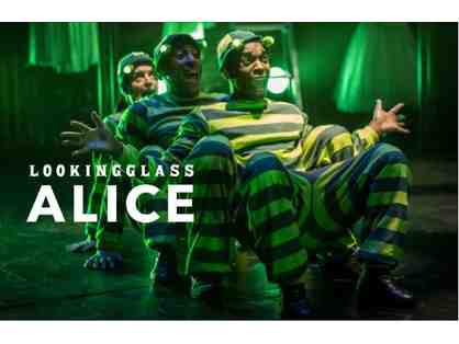 Two Tickets to Lookingglass Alice at Lookingglass Theatre