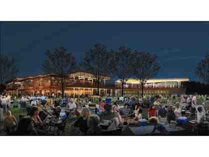 Four Lawn Passes for Any Classical Performance at Ravinia 2020