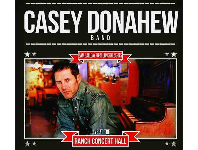 2 Tickets to Casey Donahew Band in Concert - Photo 1