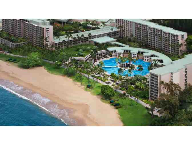 Kauai Marriott Resort- 4 nights in a pool view room for 2 people