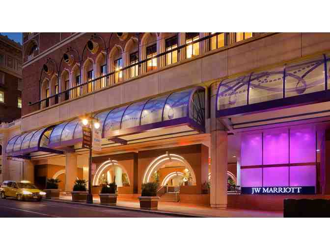 JW Marriott San Francisco Union Square- 2 nights w/breakfast for 2